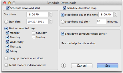 iGetter Is A Powerful, Full Featured Download Manager
